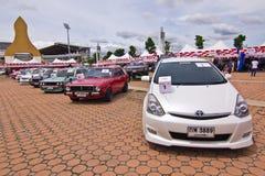 Toyota Motorsport 2012 4 redondos Imagen de archivo