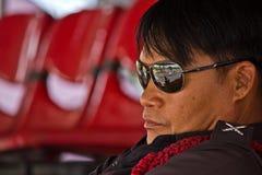 Toyota Motorsport 2012 4 redondos Imágenes de archivo libres de regalías