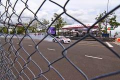 Toyota Motorsport 2012 4 redondos Foto de archivo libre de regalías