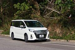Toyota Noah 2014 MPV Stock Image