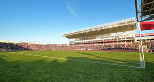 Toyota Park Stock Photo