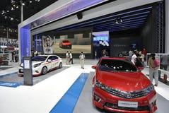 Toyota pavilion Royalty Free Stock Photography