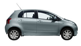 Toyota pequeno Foto de Stock Royalty Free