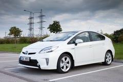 Toyota Prius Στοκ Εικόνες