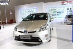 Toyota Prius Στοκ Φωτογραφίες
