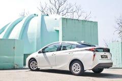 Toyota Prius 2016 Royalty-vrije Stock Afbeeldingen