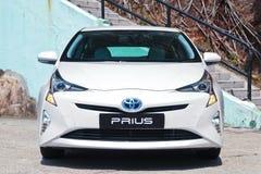 Toyota Prius 2016 Royalty-vrije Stock Afbeelding