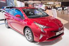 2016 Toyota Prius Stock Image