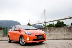 Toyota Prius C Hybrid 2012 Stock Photography