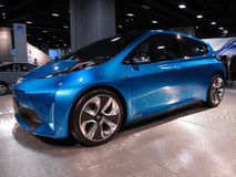 Toyota Prius Concept C Royalty Free Stock Photography