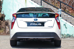 Toyota Prius 2016 Stock Photography