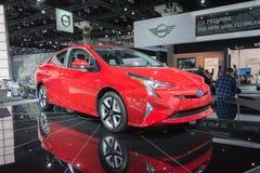 Toyota Prius Hybrid Royalty Free Stock Images