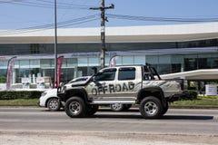 Toyota privado Hilux Tiger Pickup Truck imágenes de archivo libres de regalías