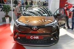 Toyota przy Belgrade car show Fotografia Stock