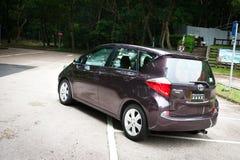 Toyota Ractis Verso Stock Photos