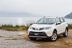 Toyota RAV4 2013 Stock Photos