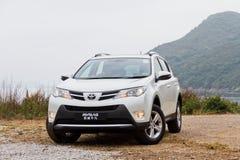 Toyota RAV4 2013 Stock Photography