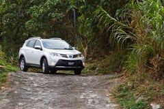 Toyota RAV4 2013 Stock Images