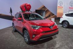 Toyota RAV4 XLE Lizenzfreie Stockfotografie