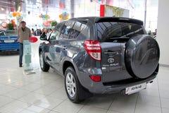 Toyota RAV4 Stock Photos