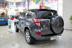 Toyota RAV4 Stock Images
