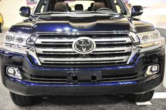 Toyota 4runner Front Grill Brand New Royalty-vrije Stock Foto