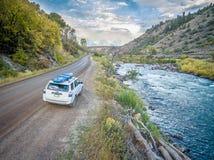 Toyota 4Runner SUV in Colorado Stock Photos