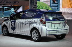 Toyota's New York Yankee Car Stock Photography