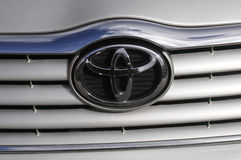 Toyota samochód Fotografia Stock