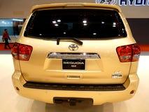 Toyota Sequoia Stock Image