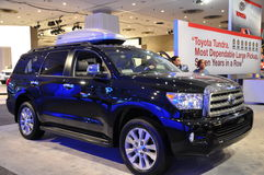 Toyota Sequoia Stock Photos