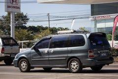 Toyota Sienta mini MPV Van imagens de stock royalty free