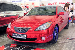 Toyota Solara Royalty Free Stock Photography