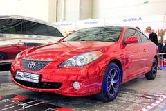 Toyota Solara Stock Photo