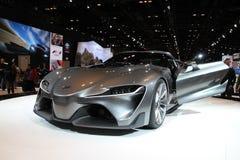 Toyota Supercar 2015 Stock Photography