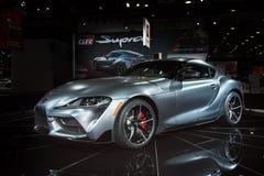 Toyota supra stock foto's