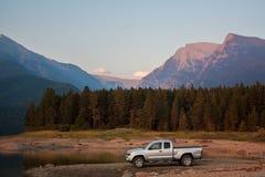 Toyota Tacoma Royalty Free Stock Photos