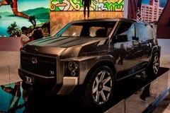 Toyota TJ krążownika pojęcie Jest Połówka Van Połówka SUV, Chicagowski Autoshow 02/17/2019 obrazy royalty free