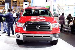 Toyota Tundra Stock Photo