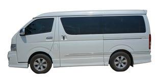 Toyota Ventury. Vans Toyota VENTURY year 2012 on a white background Royalty Free Stock Photography