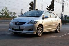 Toyota vios Royalty Free Stock Photo