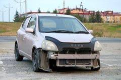 Toyota Vitz zdjęcie royalty free
