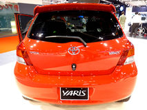 Toyota Yaris Royalty Free Stock Image