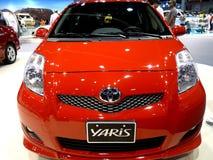 Toyota Yaris Fotografía de archivo