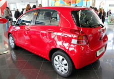 Toyota Yaris Stock Photo