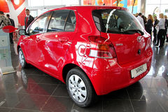 Toyota Yaris Royalty Free Stock Photography