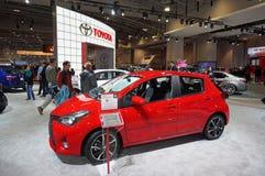 2015 Toyota Yaris Stock Fotografie