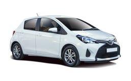 Toyota Yaris Imágenes de archivo libres de regalías