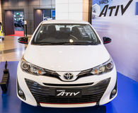 Toyota-yaris ativ Stock Fotografie