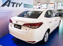 Toyota-yaris ativ Royalty-vrije Stock Fotografie